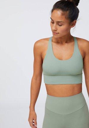 Sports bra - green