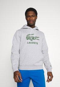 Lacoste - Sweatshirt - silver chine - 0