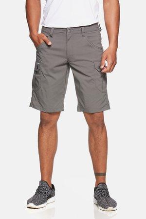 STAN - kurze Sporthose - grey