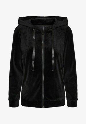 VMATHENA - Zip-up hoodie - black