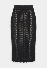 Pinko - BIGLIARDO - Pencil skirt - black - 0