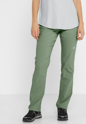 GUIDE  - Outdoor trousers - rauchiges salbei
