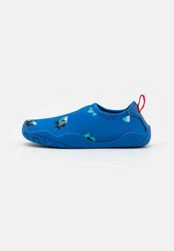 LEAN UNISEX - Pool slides - blue