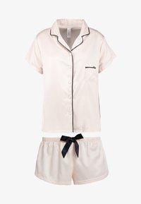 BlueBella - ABIGAIL - Pyjama set - pale pink/black - 4