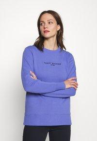 Tommy Hilfiger - REGULAR - Sweatshirt - iris blue - 0