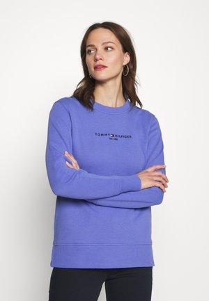 Sweatshirt - iris blue