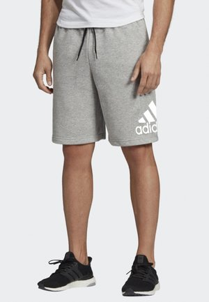 MUST HAVES BADGE OF SPORT SHORTS - Pantaloncini sportivi - gray