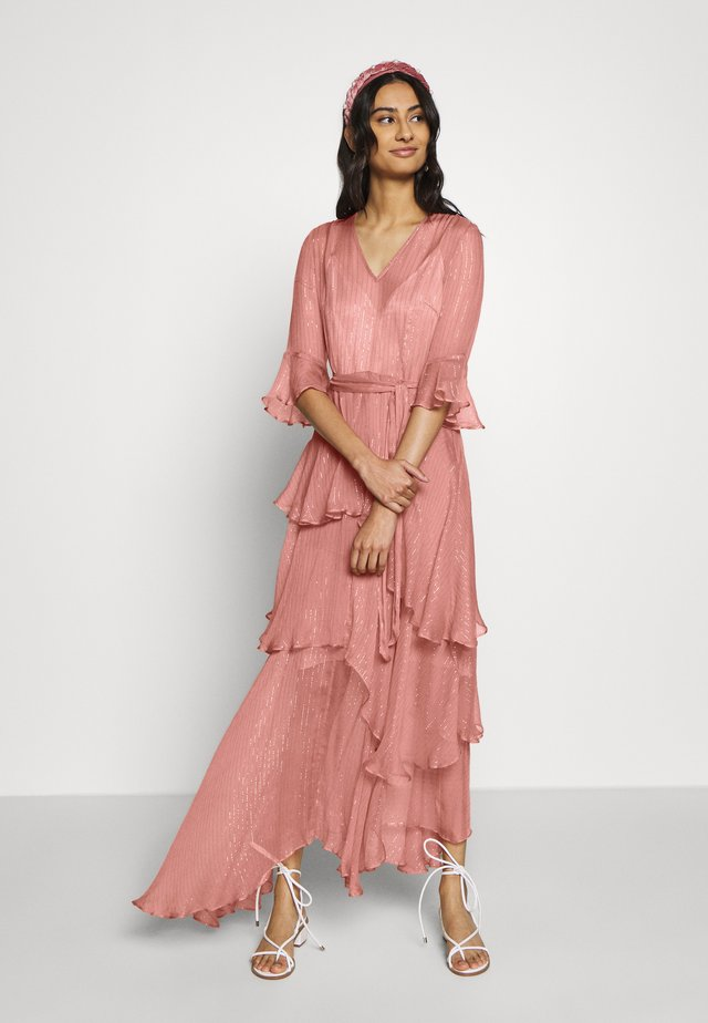 ARABELLA DRESS - Abito da sera - rose
