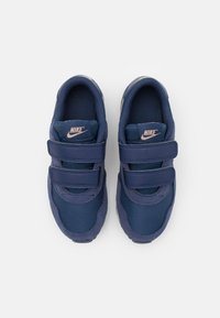 Nike Sportswear - VALIANT UNISEX - Baskets basses - midnight navy/metallic red bronze/white - 3