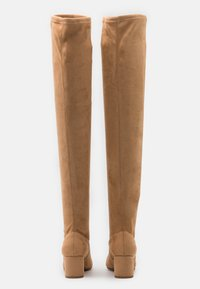 Steve Madden - ISAAC - Over-the-knee boots - tan - 3