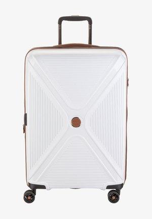 PARADOXX   - Wheeled suitcase - white