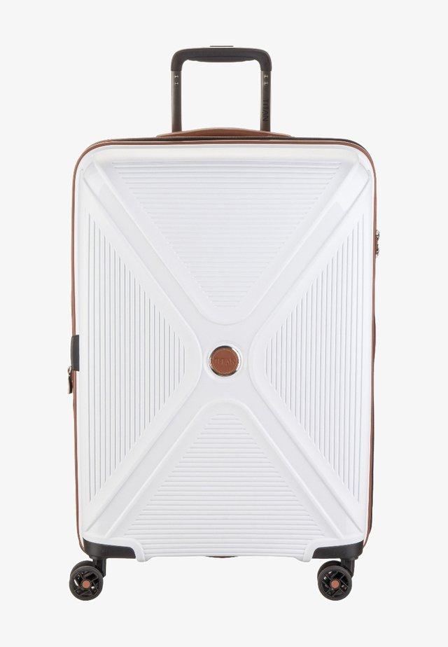 PARADOXX   - Valise à roulettes - white