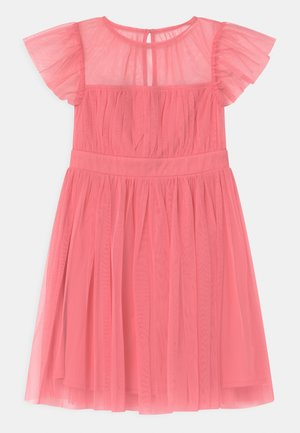 FLUTTER SLEEVE - Cocktail dress / Party dress - coralrose