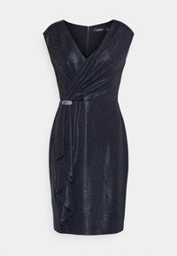 Lauren Ralph Lauren - Cocktail dress / Party dress - lighthouse navy - 4