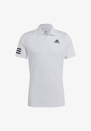 CLUB - Camiseta de deporte - white/black