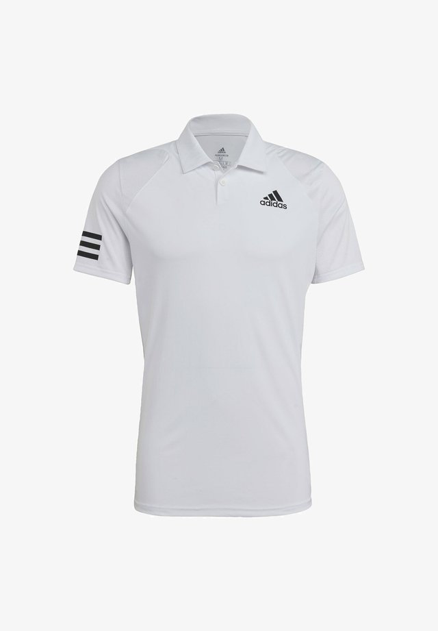 CLUB - T-shirt sportiva - white/black