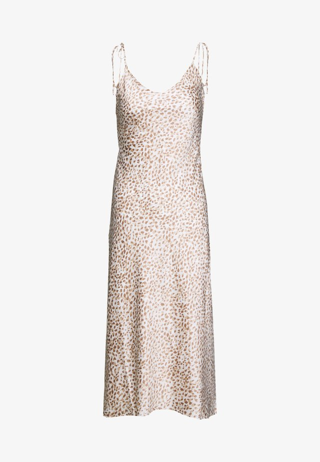 MIDI - Cocktail dress / Party dress - brown