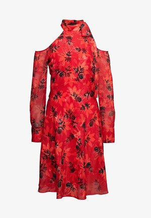ABITO DRESS - Juhlamekko - red