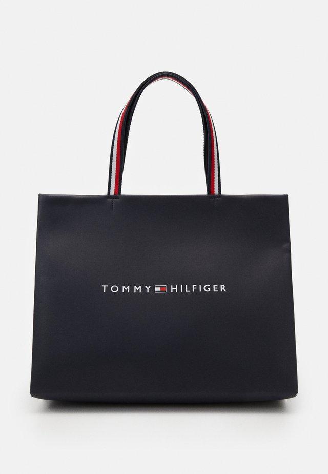 BAG - Shopping bag - blue