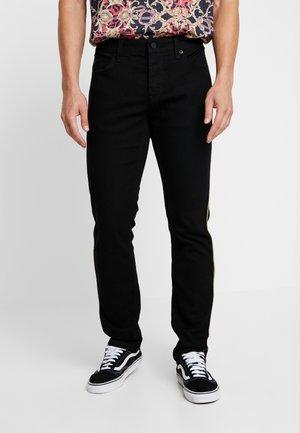 ONSVPLOOM SLIM PIPIN - Slim fit jeans - black denim