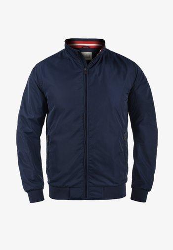 Light jacket - mood indigo blue