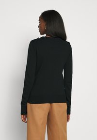 Mulberry - NANCIE CREW NECK JUMPER - Jumper - dark green - 2