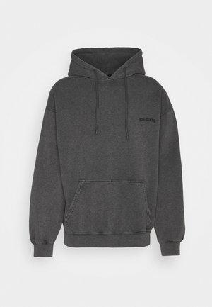 SKATE HOODIE UNISEX - Sweatshirt - black