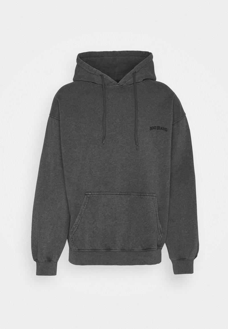 BDG Urban Outfitters - SKATE HOODIE UNISEX - Sweatshirt - black