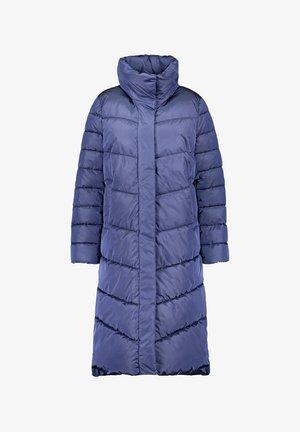 Winter coat - dark indigo