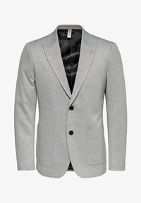 Only & Sons - ONSELIAS - Giacca - light grey melange - 0