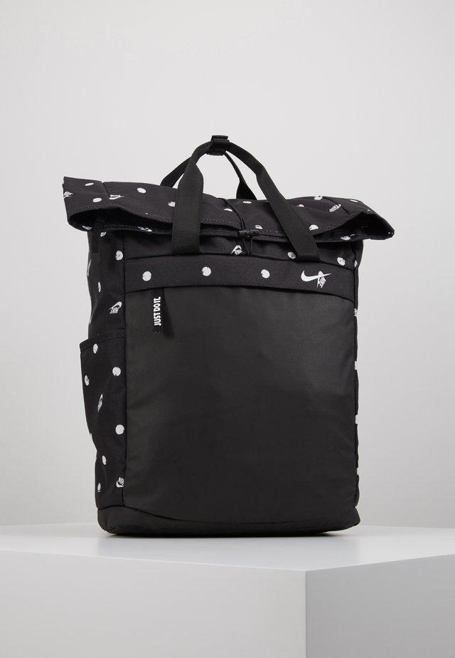 RADIATE - Plecak - black/black/white