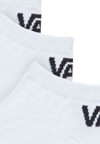 Vans - MN CLASSIC LOW (9.5-13, 3PK) - Socks - white - 1