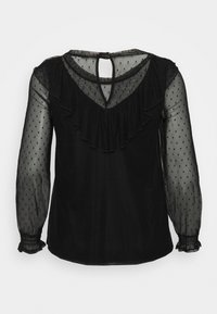 Evans - SPOT - Blouse - black - 1