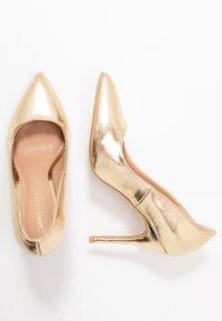 Anna Field - High heels - gold - 3