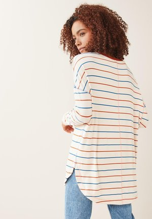 DROP SHOULDER - Long sleeved top - multi-coloured