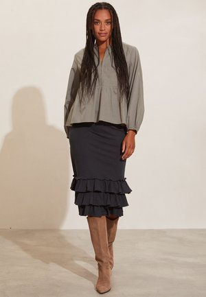 ADETTE - Blouse - faded cargo