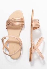 mint&berry - Sandals - rosegold/nude - 3