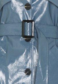 Topshop - DOLLY SHACKET - Trenchcoat - blue - 2