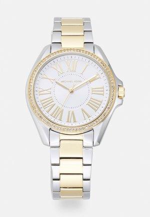 Horloge - gold-coloured/silver-coloured