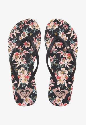 BERMUDA - Pool shoes - black graphic