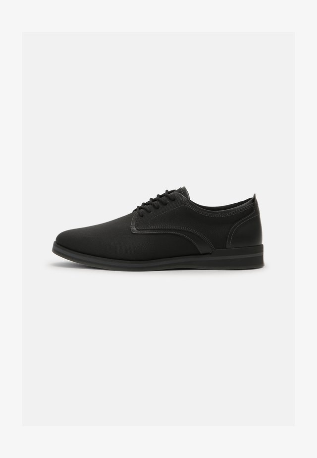 EOWOALIAN - Casual lace-ups - black