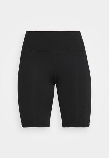 ELITE BIKE SHORT - Leggings - black