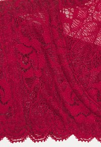 Coco de Mer - MARILYN PLUNGE BRA - Podprsenka skosticemi - raspberry - 6