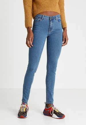 VMJULIA FLEX IT  - Jeans Skinny Fit - medium blue denim