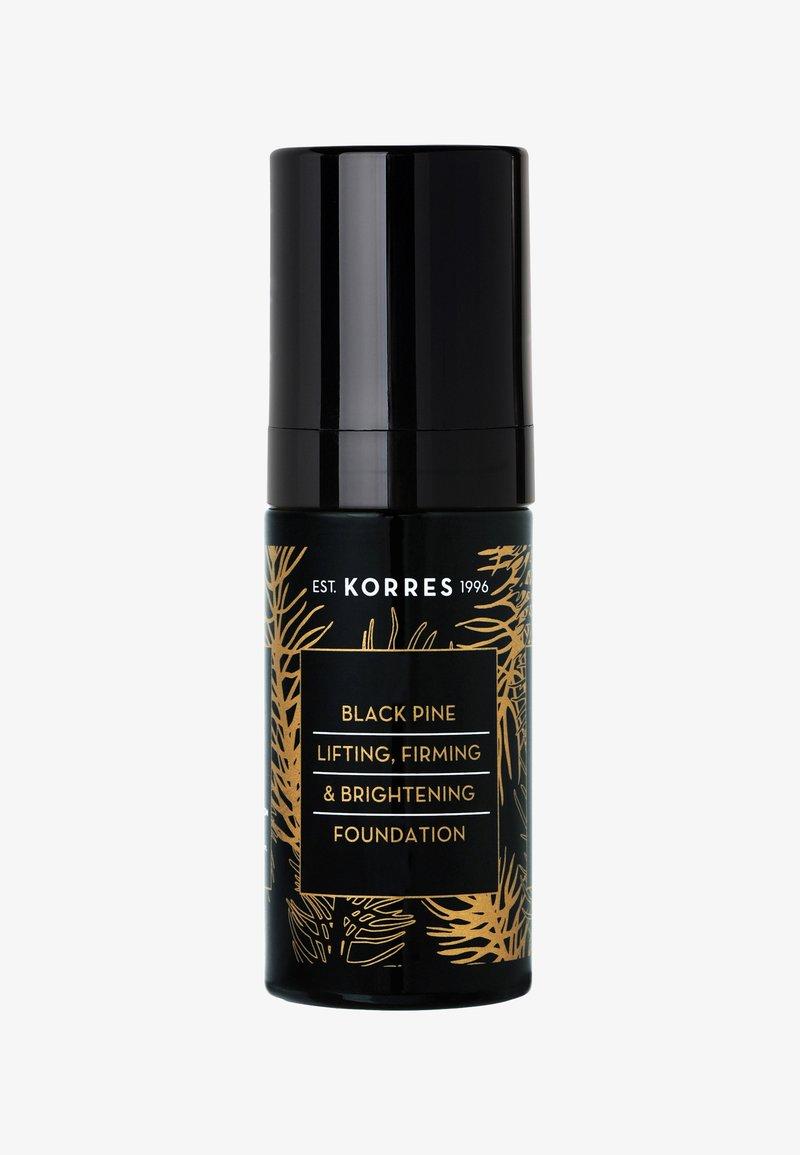 Korres - BLACK PINE FOUNDATION - Foundation - bpf 1
