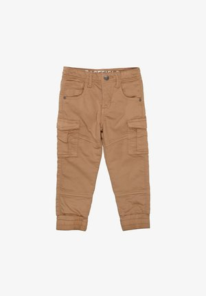 Cargo trousers - peanut