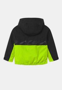 Ziener - ABSALOM UNISEX - Snowboard jacket - poison yellow - 1