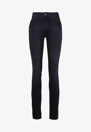POCKETS PANT - Skinny džíny - dark blue denim