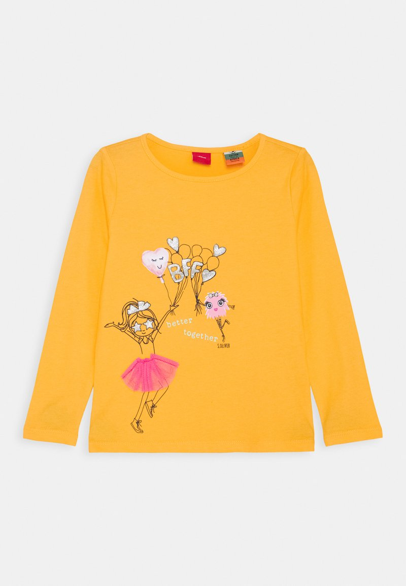 s.Oliver - Longsleeve - yellow