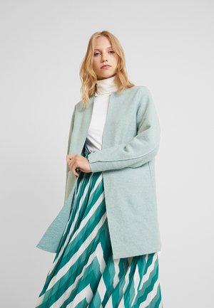 NABILA - Short coat - mineral green